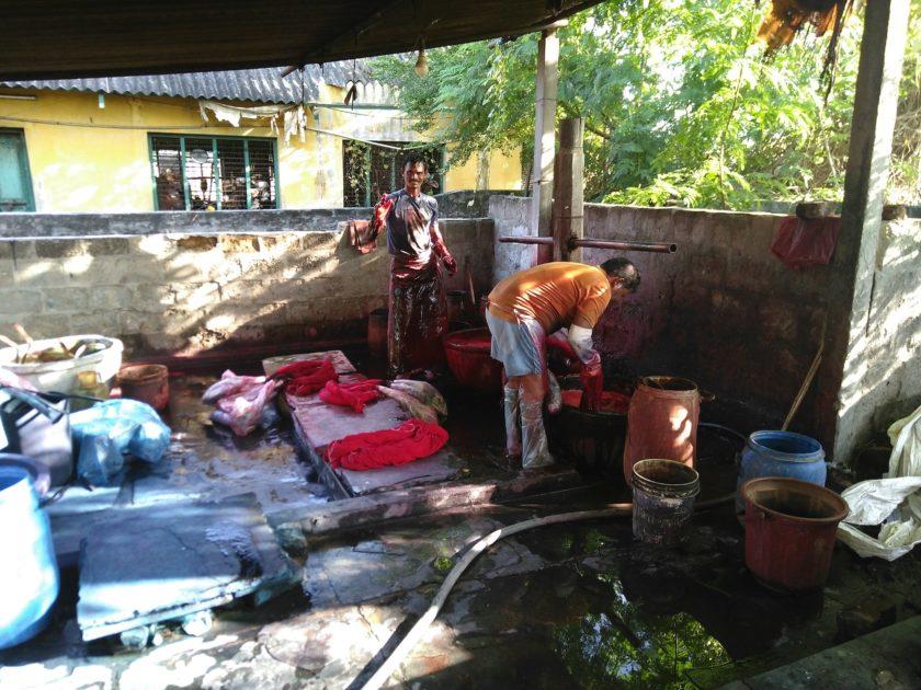 Miko Flohr - Anchoring Innovation: van textielproductie in het oude Rome naar handweven in India