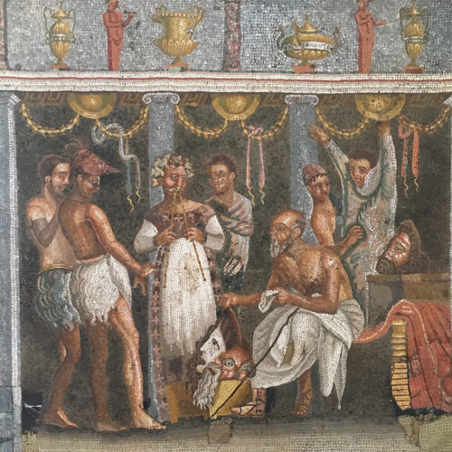 Common Ground Management in Roman Comedy