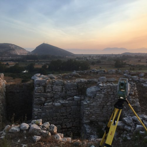Anchoring mimetic design as a building guide during the Aegean Bronze Age